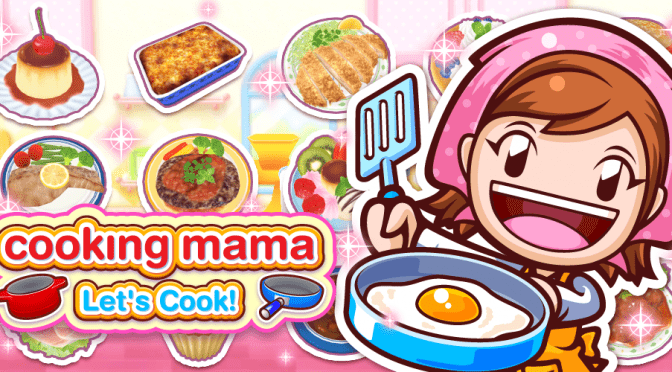 Retro Game Friday: Cooking Mama