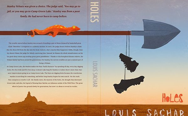 Bookish Wednesday: Holes by Louis Sachar