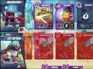 Tap Cats: Epic Card Battle