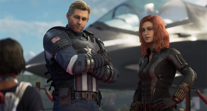 New Trailer Dives Deep into Upcoming Marvel's Avengers Game Story