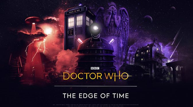Doctor Who Edge of Time VR Game Gets November Release Date
