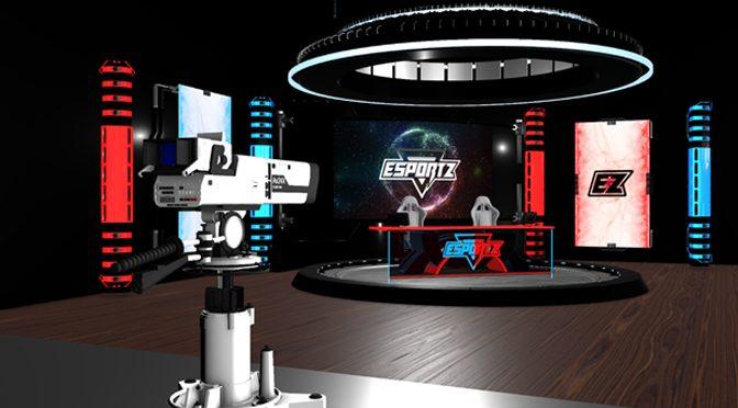 Esportz Network Building New California Broadcast Center