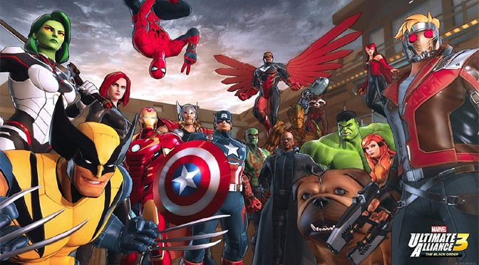 Unleash Your True Power In Marvel Ultimate Alliance 3