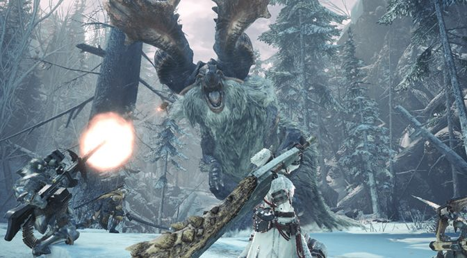 Monster Hunter World Iceborne Comes to PC