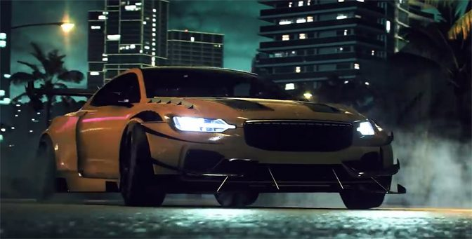 Top Customized Player Cars Featured in Need For Speed Heat Launch Trailer