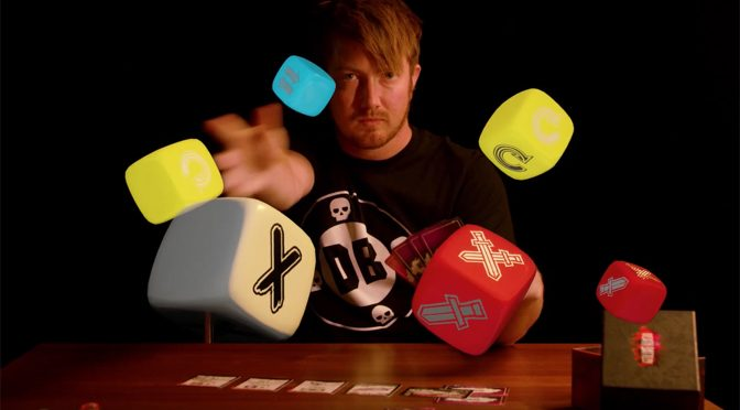 Rooster Teeth Releases New Death Battle Tabletop Card and Dice Game