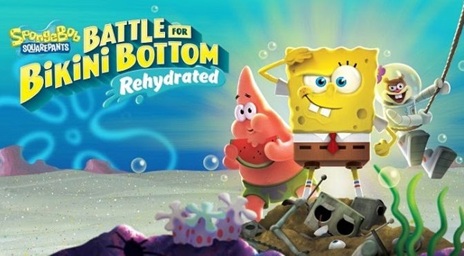SpongeBob SquarePants: Battle for Bikini Bottom Rehydrated Gets Collector's Editions