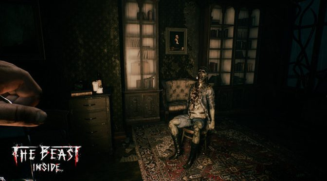 The Beast Inside Horror Adventure Craws Toward Release