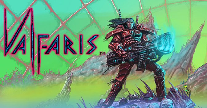 Action Shooter Valfaris Released for Consoles and PC