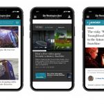 The Washington Post Debuts Launcher for Games and eSports
