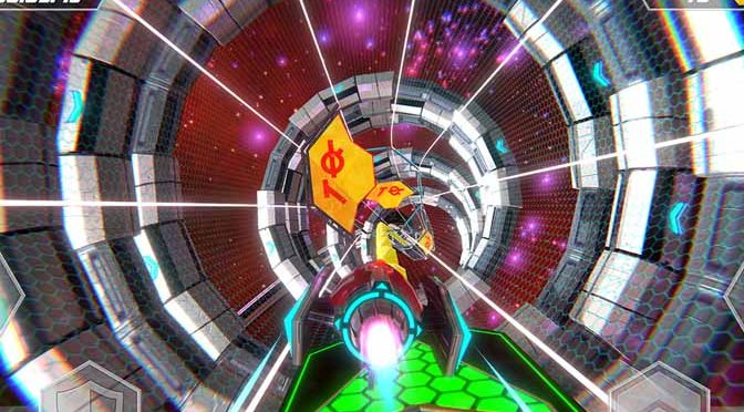 Track Mayhem Offers Time Killing Space Racing
