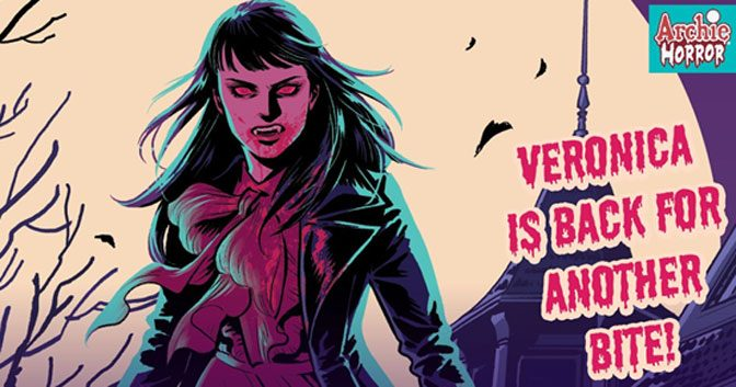 Archie Comic's Vampironica Getting More Episodes