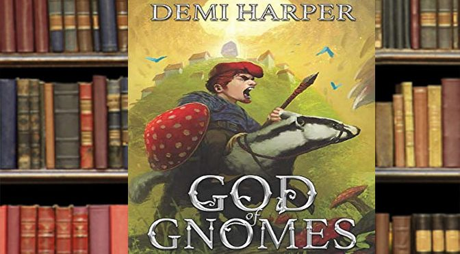 Videogames Meet Literature in God of Gnomes