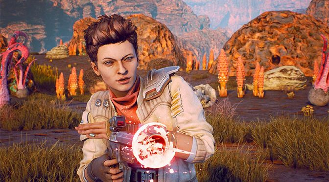Stupendous Sci-Fi in The Outer Worlds