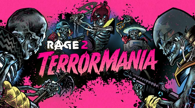 Rage 2 Expands with TerrorMania