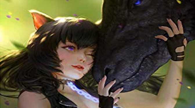 Bookish Wednesday: Soulbound to a Dragon by Kurtis Eckstein
