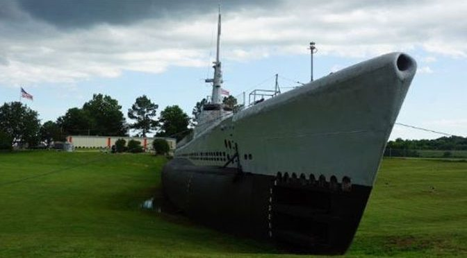 Wargaming Raising Money to Save Historic USS Batfish Submarine