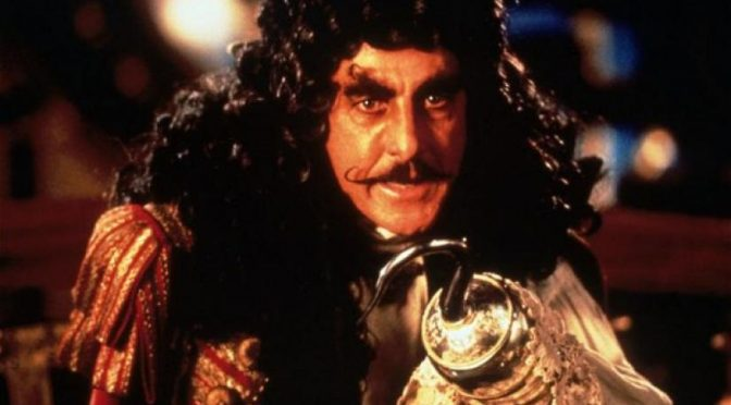 Movie Monday: Hook