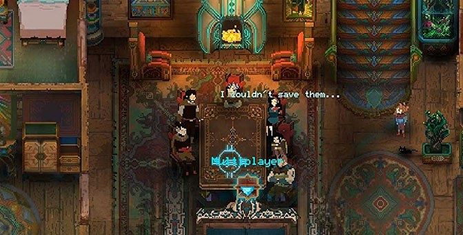 Fantastic Fun, Family and Fighting in Children of Morta Action RPG