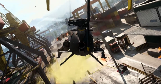 Modern Warfare Season One Rocks Launch Trailer