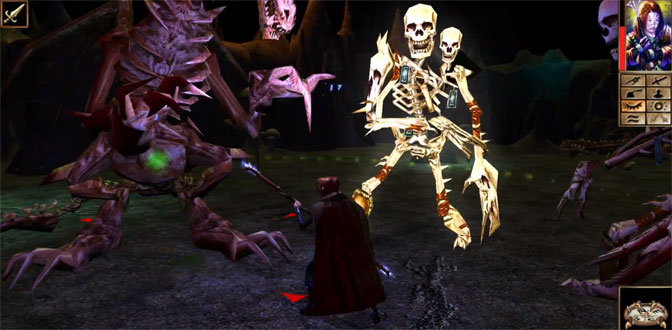 Enhanced Neverwinter Nights Classic RPG Deploys to Consoles