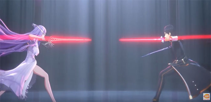 SWORD ART ONLINE Alicization Lycoris Gets New Trailer