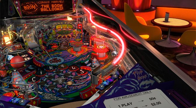 Pinball FX3 Rolls With Williams Pinball: Volume 5
