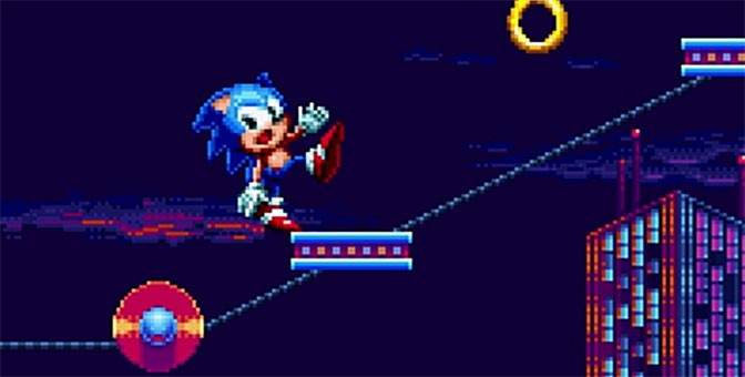 Fast and Furious Gameplay with Sonic Mania