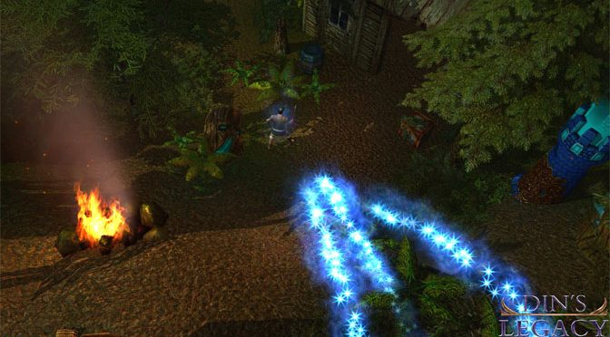 Din's Legacy RPG Expands to GOG