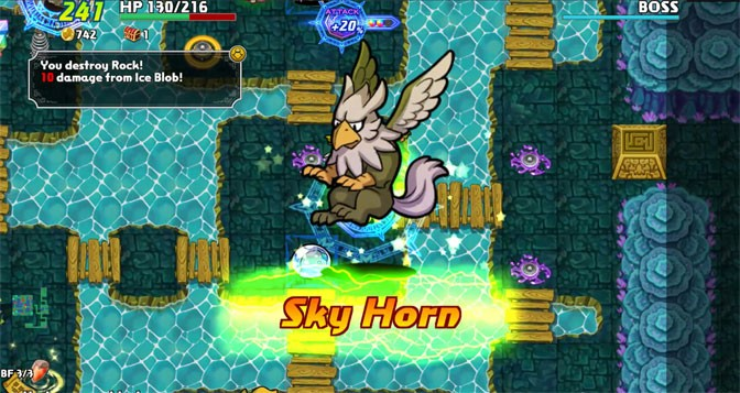 Mystery Dungeon RPG Devling to Steam