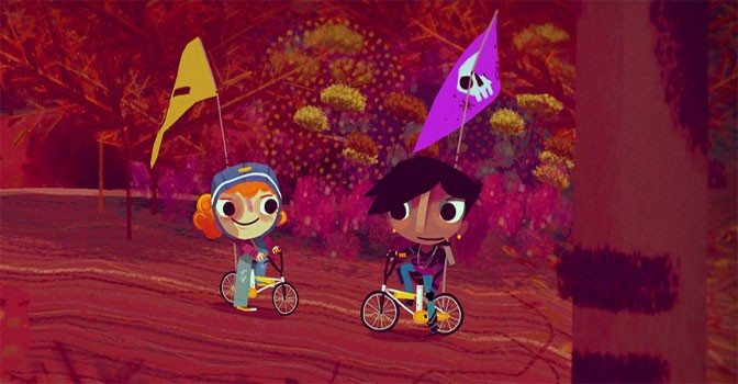 Knights and Bikes Brings Childhood Imagination to Life