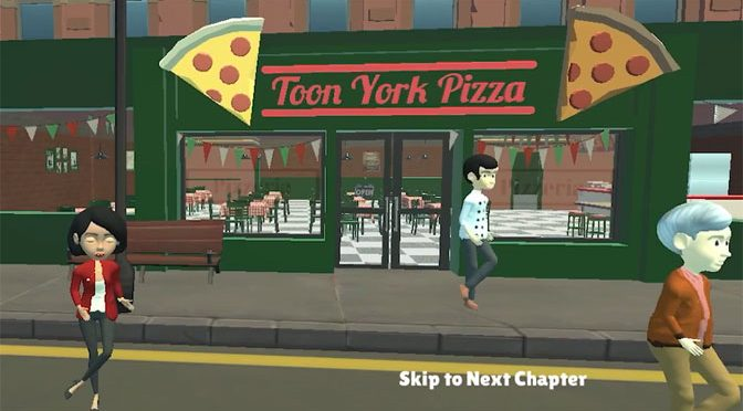 Kid Friendly My Pizza Family Served up on iOS and Android