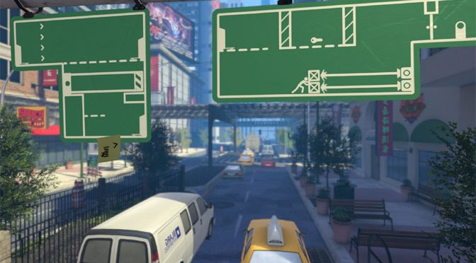 The Pedestrian offers Extraordinary Puzzle Gaming