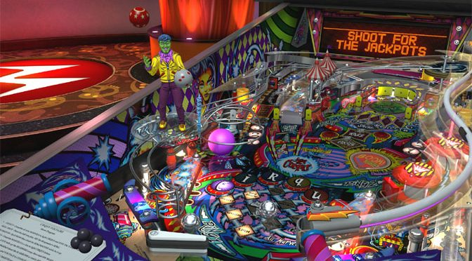 Williams Pinball Brings Back Classic Arcade Action