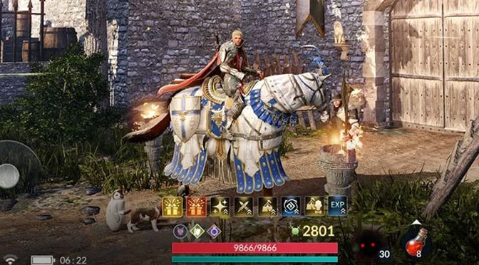 Black Desert Mobile Makes Online RPGs Portable