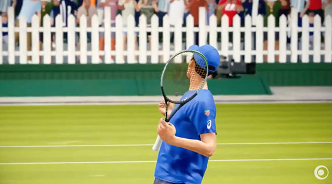 Masterful Tennis Simulator AO Tennis 2 Takes the Court