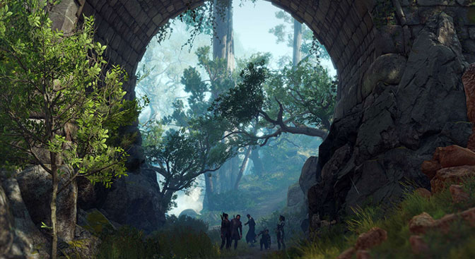 Baldur's Gate 3 New CGI Intro Revealed