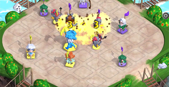 Battlecraft Fights to iOS, Google Play and Steam Early Access