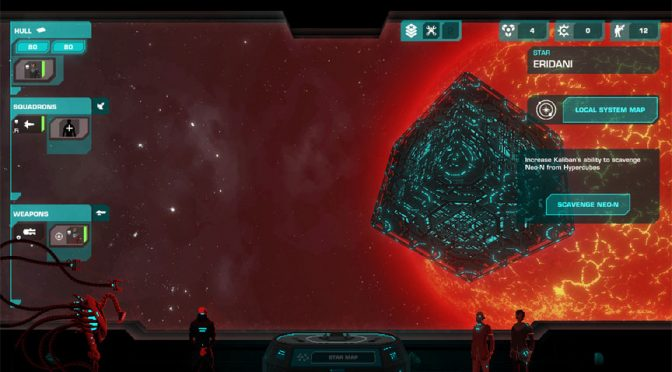 Crying Suns Marries Tactical Combat with Sci-fi Mystery