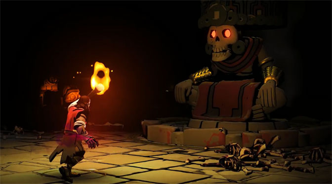 Curse of the Dead Gods Gets New Gameplay Overview Trailer