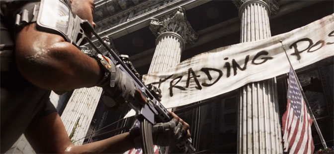 Warlords of New York Deploy to The Division 2