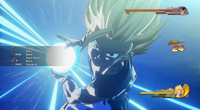 Fists are Still Flying in Dragon Ball Z: Kakarot
