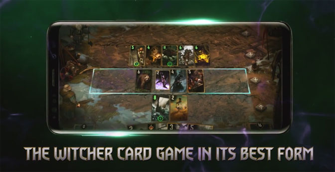 Gwent Goes Mobile with Android in March