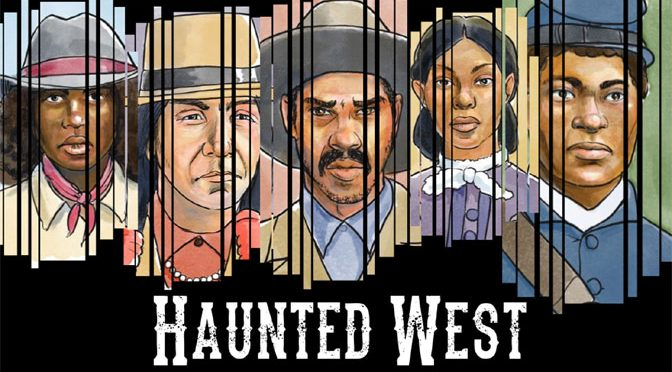 Award Winning RPG Author Chris Spivey Creating Haunted West Game