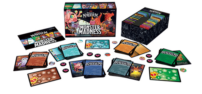 Dungeon Mayhem: Monster Madness Game Released