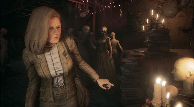 Remothered Brings True Survival Horror to Switch