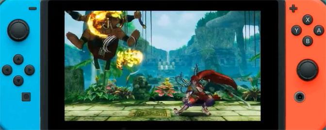 SNK's Samurai Shodown Slashes to Switch