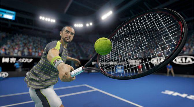 AO Tennis 2 Hits The Court