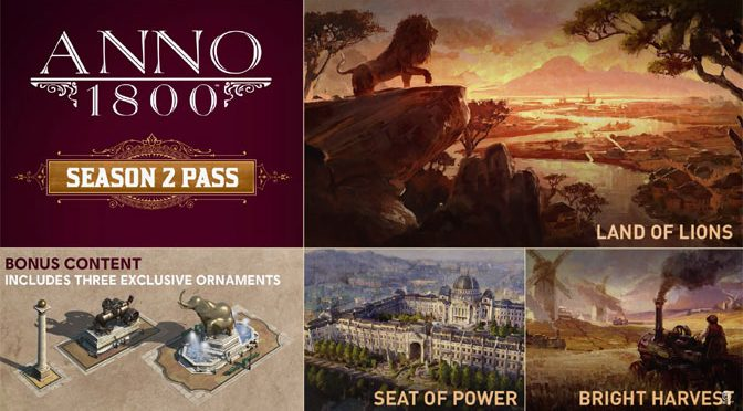 Anno 1800 Game Getting Second Season