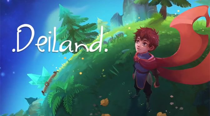 Quarantined Players Get Family Friendly Deiland Game Free on Steam